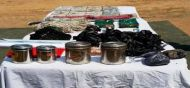 Uttar Pradesh: Cops recover explosives worth Rs 5 crore