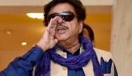 Congress' Shatrughan Sinha: When PM Narendra Modi walks up to me I will....