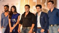 Salman goes the snail mail way to promote Hero