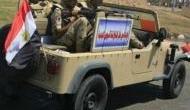 ईसाइयों पर हमले के ख़िलाफ़ मिस्र का IS के ठिकानों पर हमला