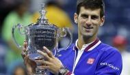 Novak Djokovic eyes Roger Federer's Grand Slam record