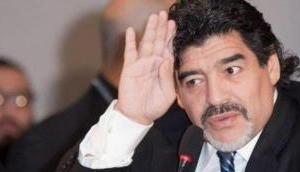 Maradona to visit Kolkata for a 2-day trip in September