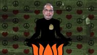 Agro minister says yoga can help deal with global warming