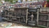 ओडिशाः सड़क दुर्घटना में 8 की मौत
