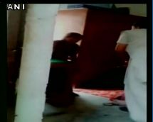 Watch: UP Police thrashing woman charged with theft inside police station