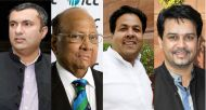 BCCI president: Top contenders who can claim the 'iron throne'