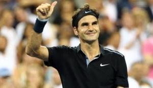 ATP Finals: Roger Federer to take on Goffin in semis