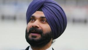Amarinder a fatherly figure, will sort out myself says Congress leader Navjot Singh Sidhu