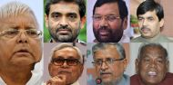Know your leader: The political journey of Bihar's famous seven