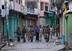 Muzaffarnagar tense again, police patrol the streets