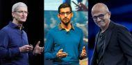 From Microsoft's Satya Nadella to Google's Sundar Pichai, who said what about 'Digital India'