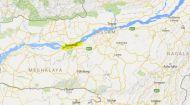Assam: boat capsizes in Brahmaputra, dozens feared drowned