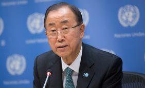 UN chief Ban Ki-moon pays surprise visit to calm Israel-Palestinian unrest