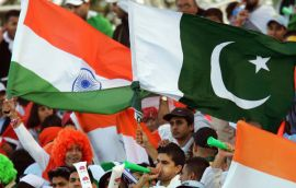 Former Pakistan ambassador says his country shouldn't compete with India. We say why not