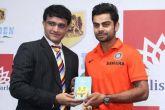 Sourav Ganguly keeps mum on Shashank Manohar, heaps praise on Virat Kohli