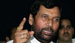 पासवान की बीजेपी को नसीहत, 'दलितों और मुस्लिमों के प्रति सोच बदले'