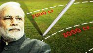 Modi govt's black money amnesty scheme a spectacular flop