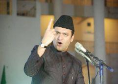 हैदराबाद: अकबरुद्दीन ओवैसी ने फिर उगला जहर