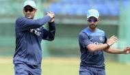 कोलकाता में बारिश के कारण प्रैक्टिस नहीं कर पाई टीम इंडिया