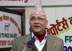 नेपाली पीएम ओली: मेरी भारत यात्रा सफल रही