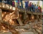 Bhopal: Overbridge caves in, two dead and 4 injured