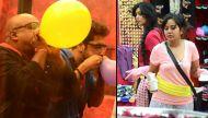 Bigg Boss Nau Day 2: Rimi turns villain for Suyyash, Kishwar-Aman not a happy pair