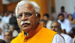If you bless me with votes, I'll give good governance for next 5 years: Haryana CM Manohar Lal Khattar