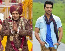 Ram Charan to voice Salman Khan in Prem Ratan Dhan Payo