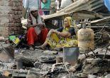 Mangolpuri fire: residents struggle to rebuild their lives