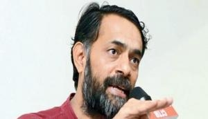 Former AAP leader Yogendra Yadav detained on his way to meet farmers in Tamil Nadu; says 'phones snatched, manhandled'