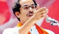 Uddhav Thackeray uses