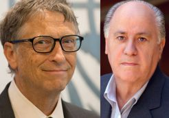 Bill Gates richest man in the world? Not for a short while there, thanks to Zara founder Ortega