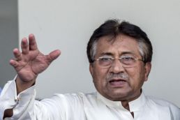 Pervez Musharraf accepts Pakistan supported terror groups like LeT