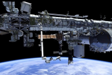 Video: two NASA astronauts go on their first spacewalk outside ISS
