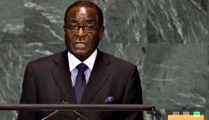Zimbabwe's Robert Mugabe accepts disputed election result
