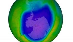 कोरोना संकट के बीच पृथ्वी पर बड़ा खतरा, ओजोन परत में 10 लाख किमी का छेद, हो सकता है महाप्रलय