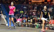 Qatar Classic squash: Joshna Chinappa upsets World no 1 Raneem El Welily