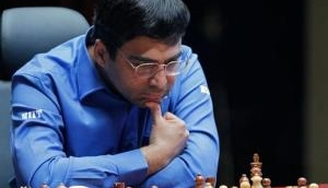 Viswanathan Anand settles for another draw in Isle of Man Chess