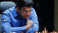 Viswanathan Anand draws with Hikaru Nakamura in Sinquefield opener