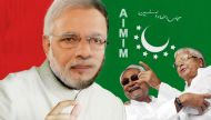 Mr Owaisi, Muslims don't need you to be a Muslim BJP