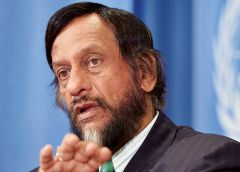 Another Ex-TERI employee levels sexual assault charges against RK Pachauri