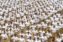 Bengal RSS condemns Dadri lynching and beef parties