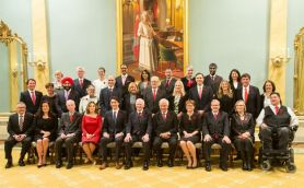 Aboriginals, Sikhs, 50% women: Canada's new cabinet is awesome