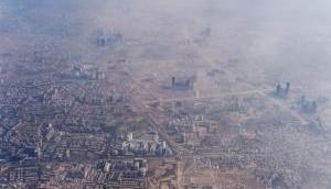 पीएम मोदी के स्वच्छता अभियान पर दाग- दिल्ली दुनिया का सबसे प्रदूषित शहर, टॉप 15 में 14 भारत के शहर