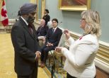 Canada's 'Sikh' Defence Minister Harjit Sajjan racially abused by soldier on social media