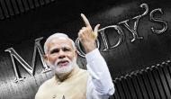 भारत की जीडीपी को लेकर मूडीज जारी किया ये महत्वपूर्ण आंकड़ा