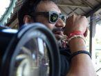 Ajay Devgn creates history with Shivaay - broadcasts Mahurat shot from the sets