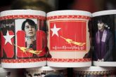 #MyanmarElections: Aung San Suu Kyi's party wins all 12 of the first seats declared against USDP