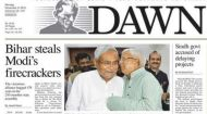 Pak media mocks Modi after election defeat in Bihar