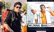 #CatchFlashBack: When Shah Rukh Khan was Rajkumar Hirani's 'Munnabhai'